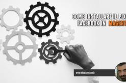 Pixel di Facebook in Magento 2